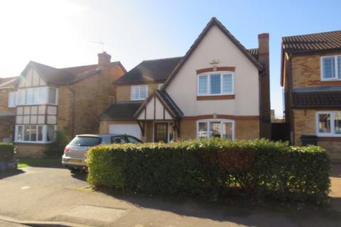 4 bedroom detached house for sale - Brunel Drive, Upton, Northampton, NN5