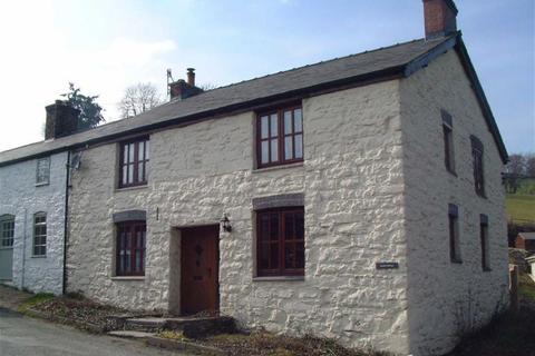 3 bedroom cottage to rent - Llwynteg, Llanerfyl, Welshpool, Powys, SY21
