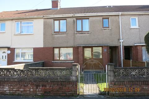 3 bedroom terraced house for sale - 2 St Asaph Drive, Sandfields, Port Talbot. SA12 7LL