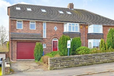 5 bedroom semi-detached house for sale - 41, Hallam Grange Road, Fulwood, Sheffield, S10