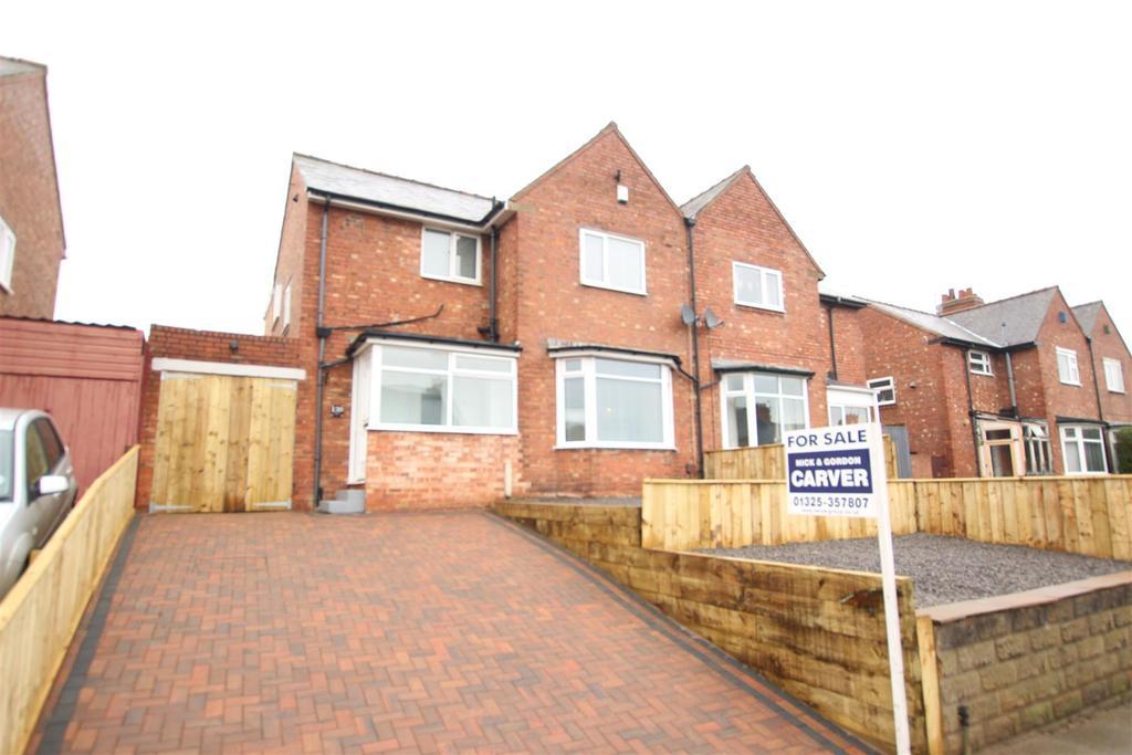 3 Bedrooms Semi Detached House for sale in Brinkburn Road, Darlington