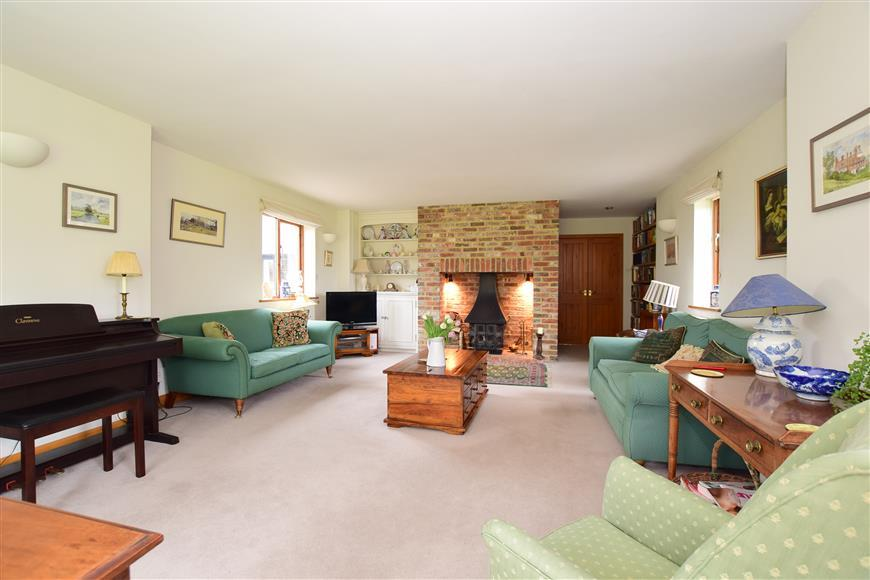 4 Bedrooms Detached House for sale in The Village, Alciston, Eastbourne, East Sussex