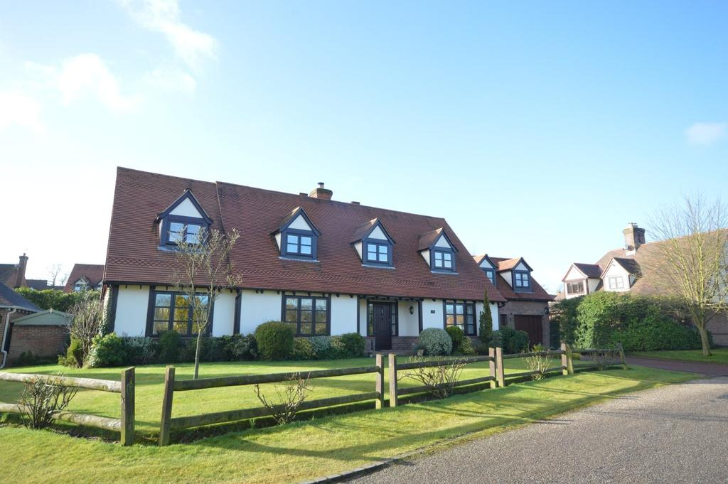 4 Bedrooms Detached House for sale in Field Lane, Appleton, Warrington