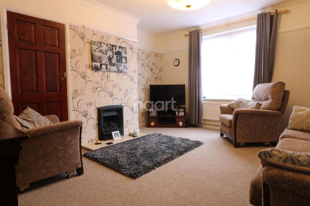 3 Bedrooms End Of Terrace House for sale in Ranworth Road