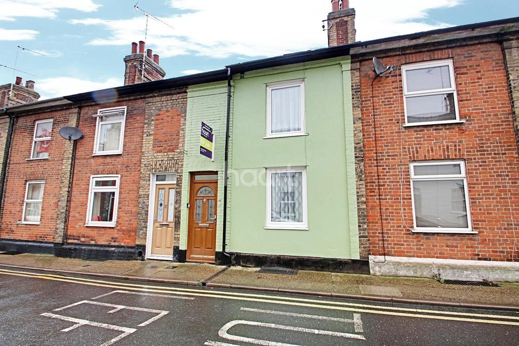 2 Bedrooms Terraced House for sale in St Johns Place