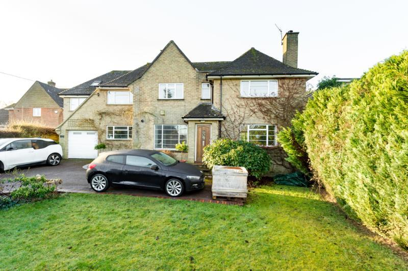 5 Bedrooms Detached House for sale in Arnolds Way, Oxford, Oxfordshire