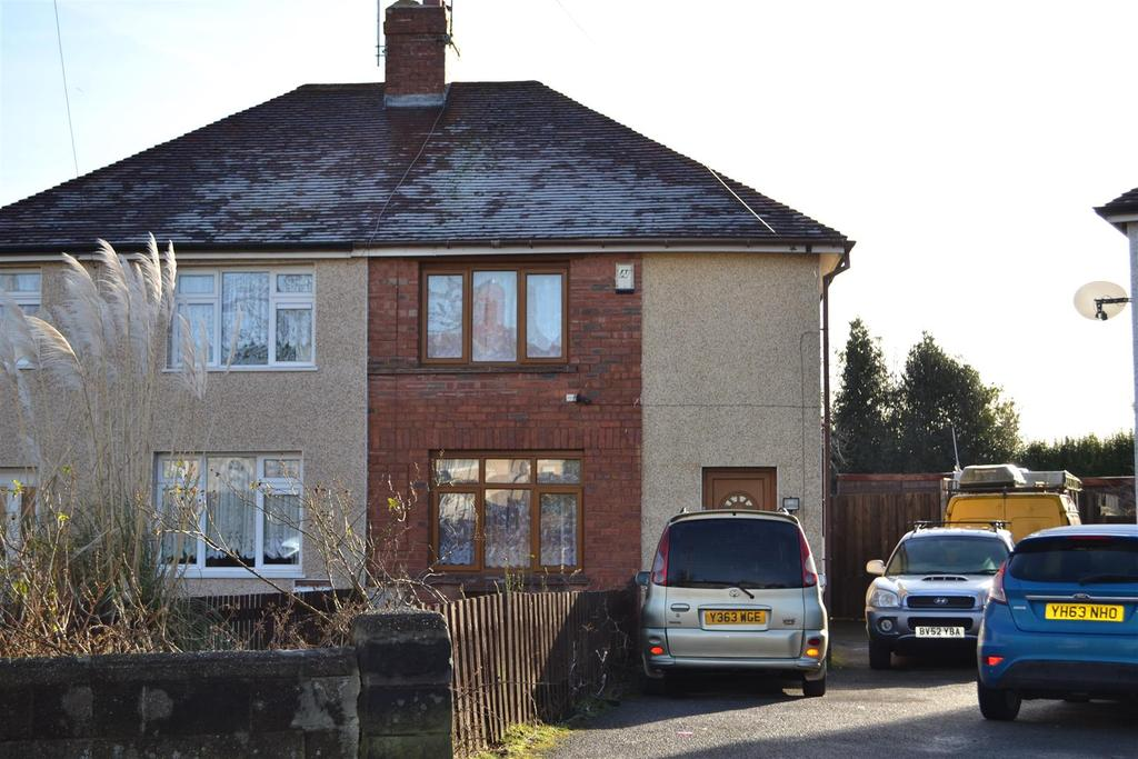 2 Bedrooms House for sale in Lilac Avenue, Cannock