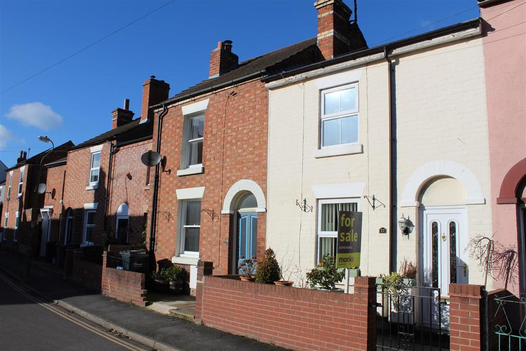 2 Bedrooms Terraced House for sale in New Park Street, Shrewsbury