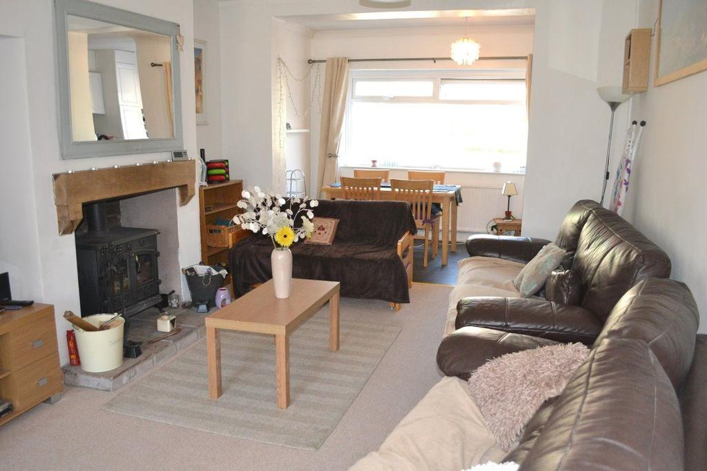 2 Bedrooms House for rent in Fforestfach