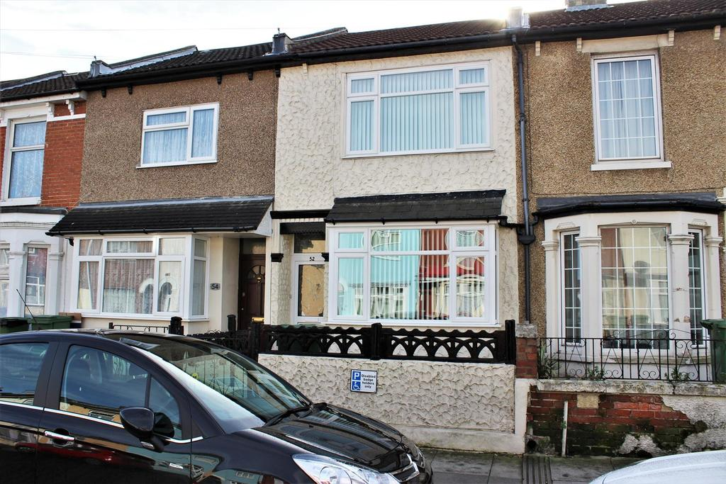 3 Bedrooms House for sale in Henderson Road, Southsea
