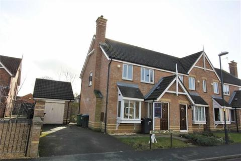 3 bedroom end of terrace house to rent - Northfield Close, Stokesley