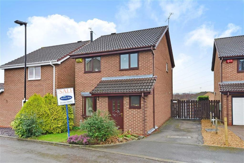 3 Bedrooms Detached House for sale in 3, Deanhead Court, Owlthorpe, Sheffield, S20