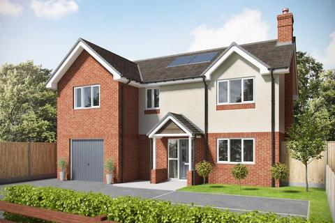 4 bedroom detached house for sale - 3 Middletown View, Bank Villa, Halfway House SY5 9DD