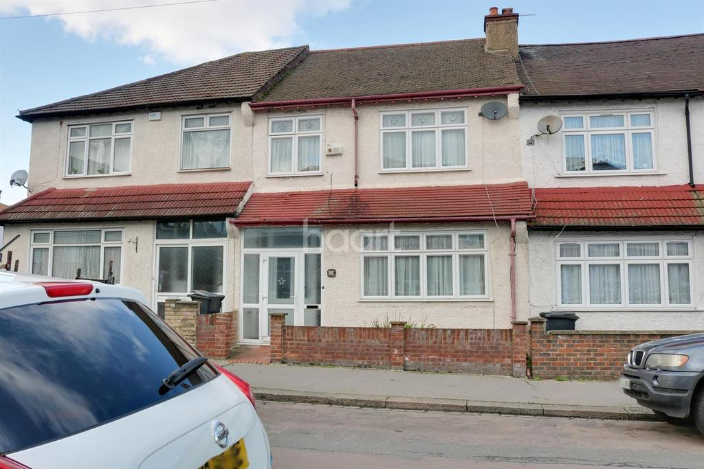 3 Bedrooms Terraced House for sale in Lucerne Road, Thornton Heath, CR7