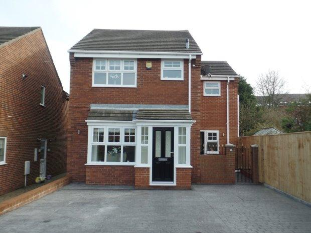 4 Bedrooms Detached House for sale in TAYLOR GROVE, WINGATE, PETERLEE AREA VILLAGES