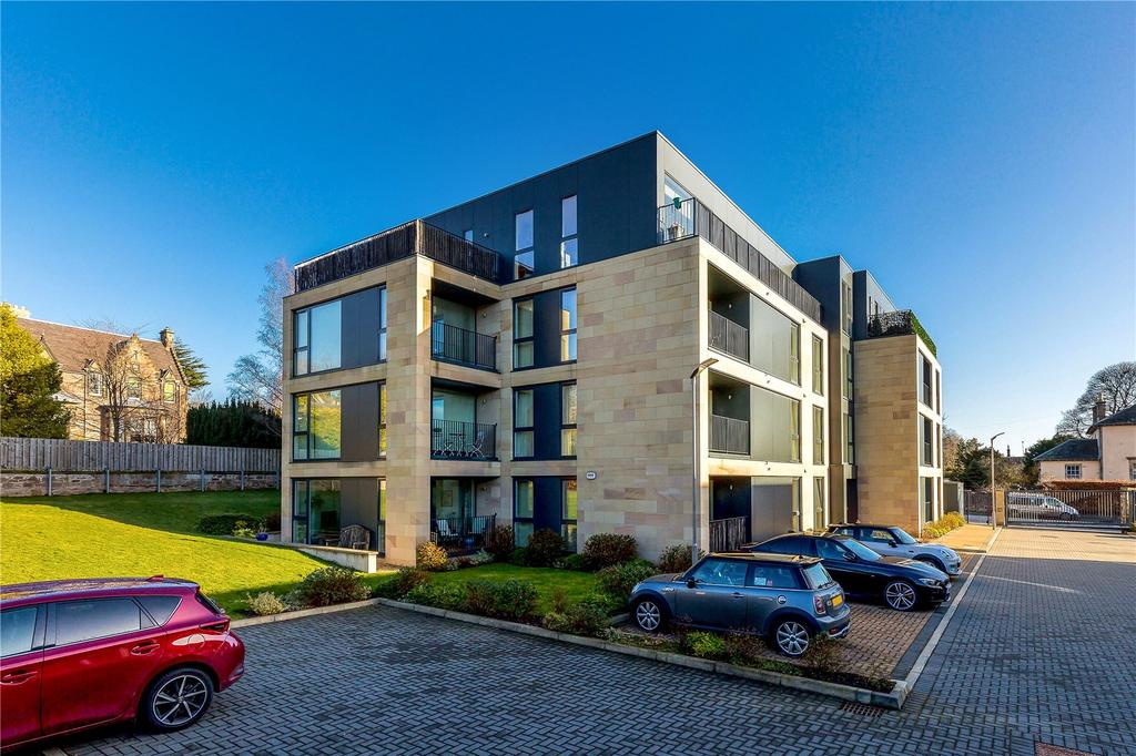 2 Bedrooms Flat for sale in Flat 10, 160 Whitehouse Loan, Grange, Edinburgh, EH9
