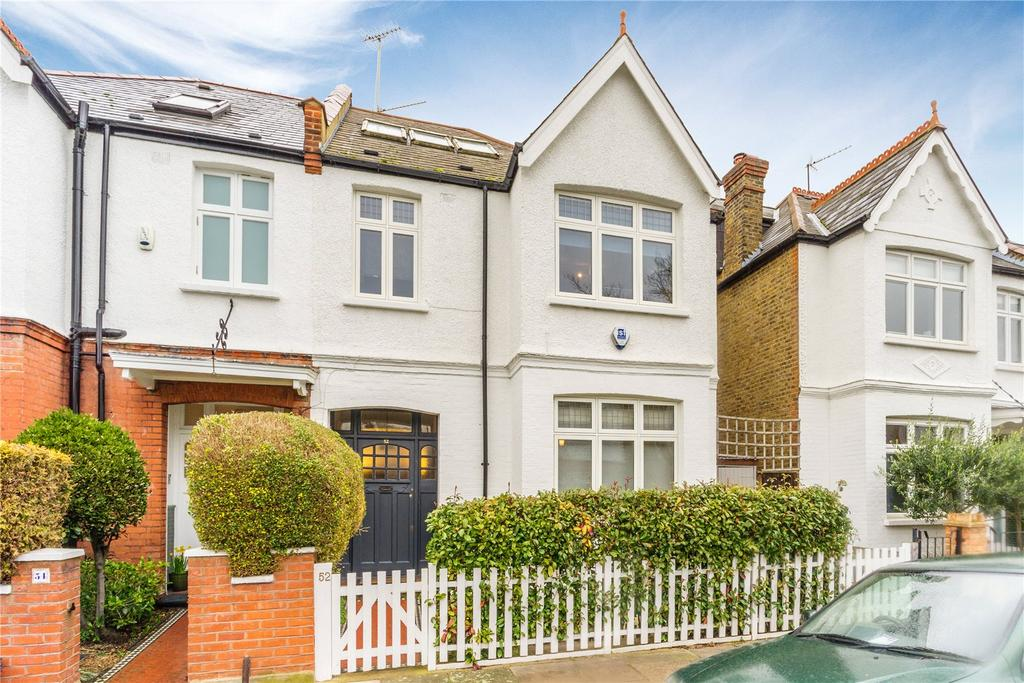 5 Bedrooms Terraced House for sale in Elmwood Road, Grove Park, London, W4
