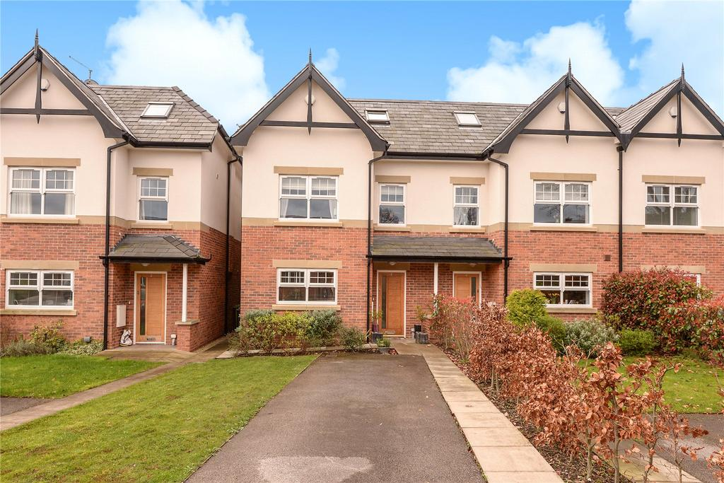 4 Bedrooms Semi Detached House for sale in Wellfield Place, Wilmslow, Cheshire, SK9