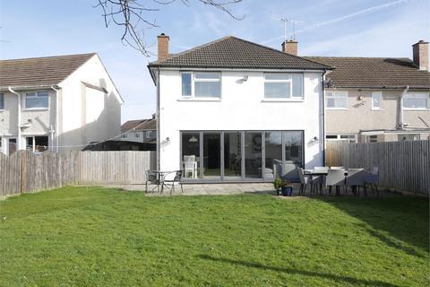 4 bedroom semi-detached house for sale - Laburnum Way, Penarth