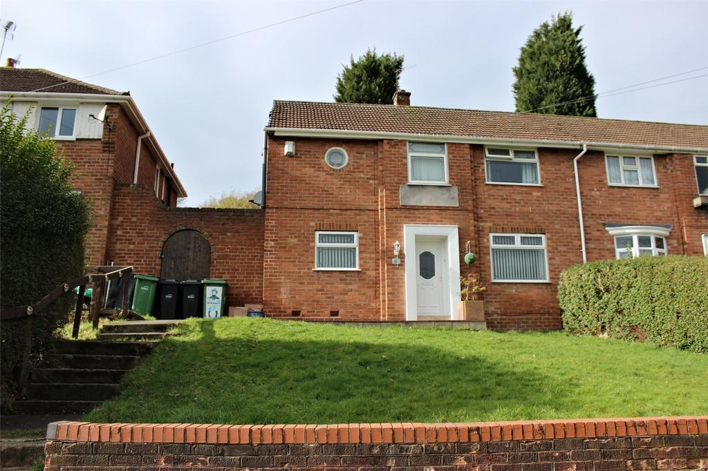 3 Bedrooms Semi Detached House for sale in Stourdell Road, HALESOWEN, West Midlands