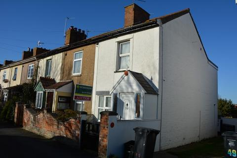 2 bedroom end of terrace house for sale - Clyce Road, Highbridge