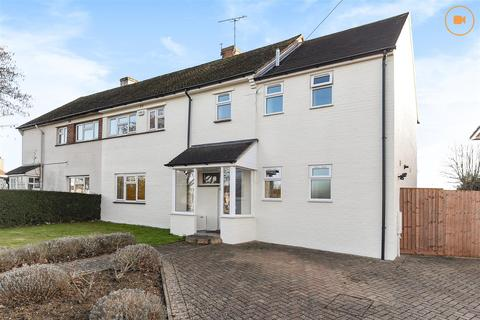 4 bedroom semi-detached house for sale - Harbord Road, North Oxford