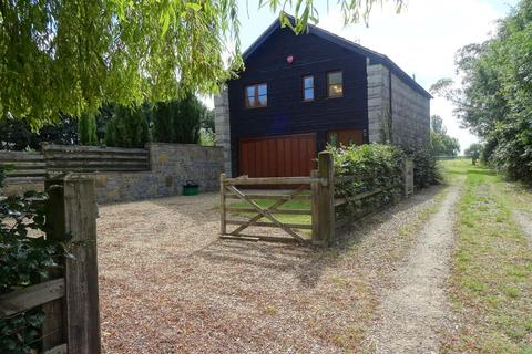 2 bedroom barn conversion to rent - North Curry