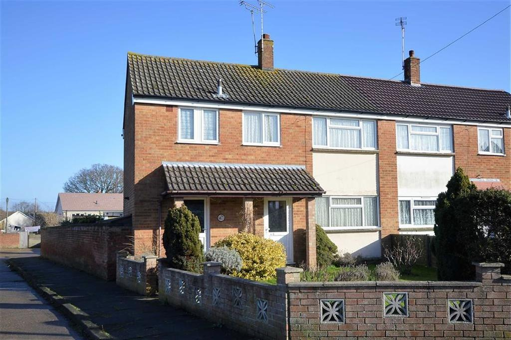 3 Bedrooms Semi Detached House for sale in Noakes Meadow, Ashford, Kent