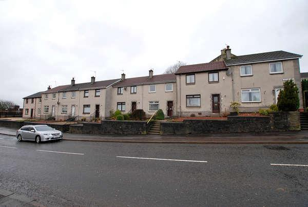 2 Bedrooms Terraced House for sale in 2 Avils Place, Kilbirnie, KA25 6BL