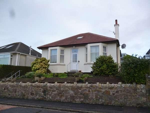 2 Bedrooms Detached Bungalow for sale in 19 Middleton Drive, Largs, KA30 9JN