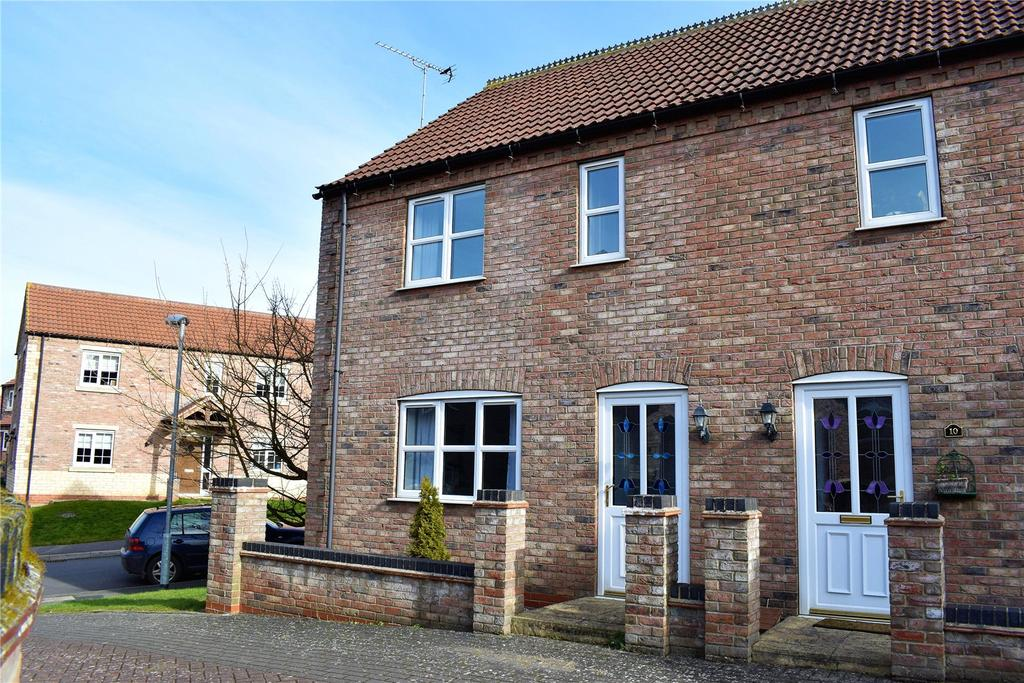 3 Bedrooms House for sale in Millstone Close, Kirton Lindsey, DN21