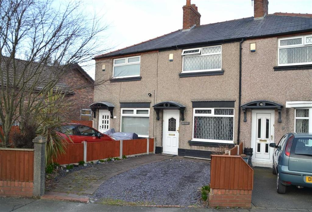 2 Bedrooms Terraced House for sale in Black Lion Lane, Little Sutton, CH66