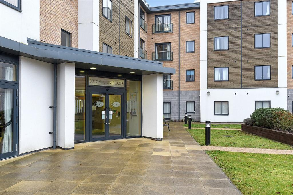 2 Bedrooms Flat for sale in Brick Kiln Place, Grantham, NG31