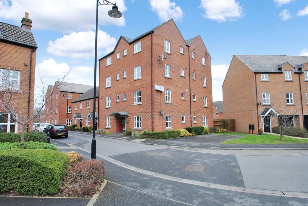 2 Bedrooms Apartment Flat for sale in Massingham Park, Taunton