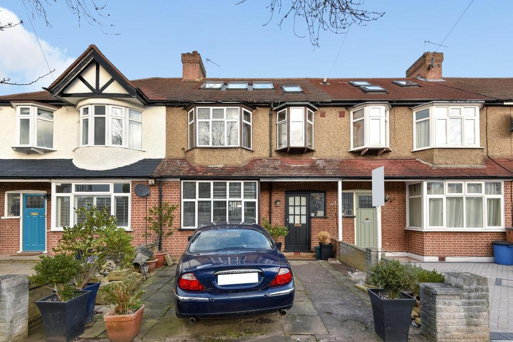 4 Bedrooms Terraced House for sale in Beaford Grove, Wimbledon