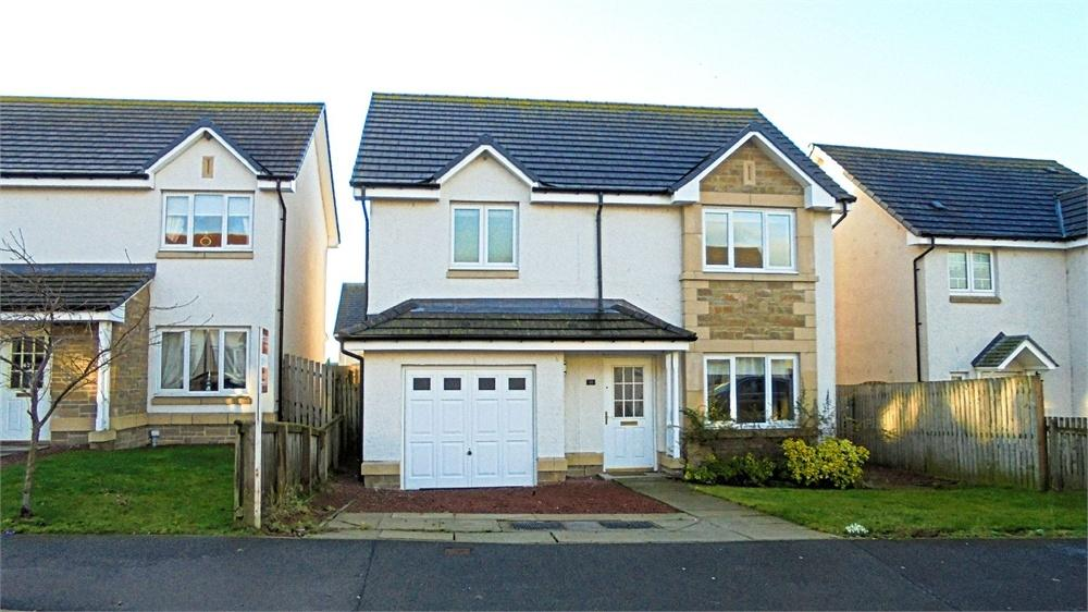 4 Bedrooms Detached House for sale in Blackadder Way, Chirnside, DUNS, Scottish Borders