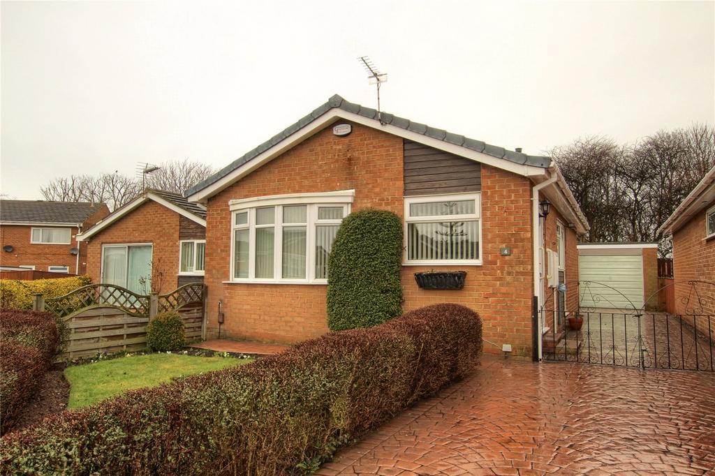 2 Bedrooms Detached Bungalow for sale in Pelton Close, High Grange