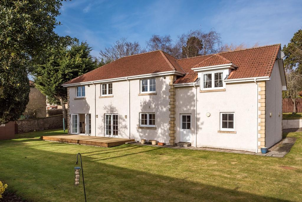 5 Bedrooms Detached House for sale in 4 Pennyacre Nursery, Station Road, Springfield, Cupar, KY15