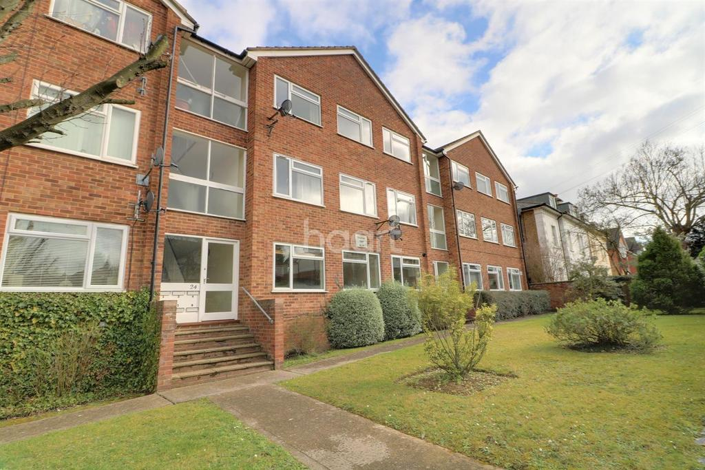 2 Bedrooms Flat for sale in Craufurd Rise