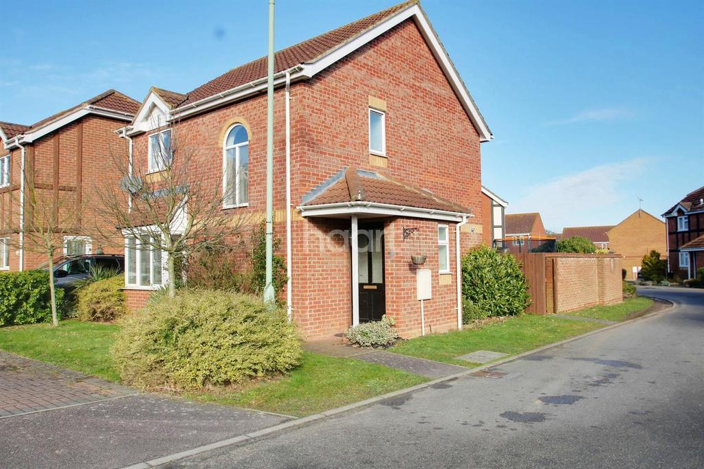 3 Bedrooms Detached House for sale in Thackeray Grove