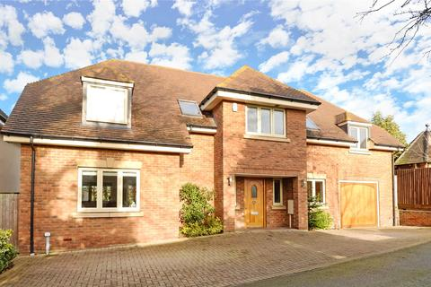 4 bedroom detached house for sale - Jesslyn Close, Church Way, Weston Favell Village, Northampton, NN3