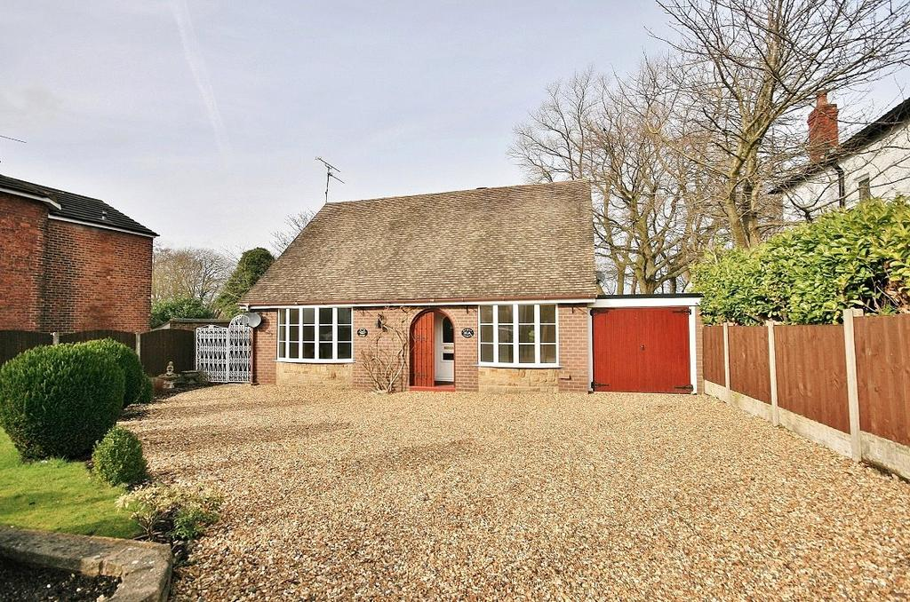 4 Bedrooms Detached Bungalow for sale in Lawton Road, Alsager, ST7