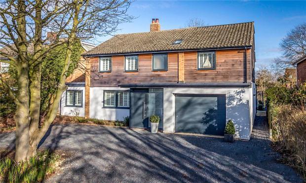 4 Bedrooms Detached House for sale in Milner Road, Comberton, Cambridgeshire