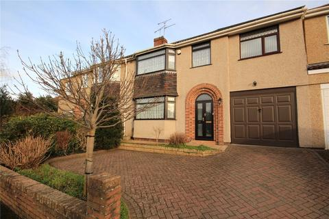 4 bedroom semi-detached house for sale - Heath Road, Downend, Bristol, BS16