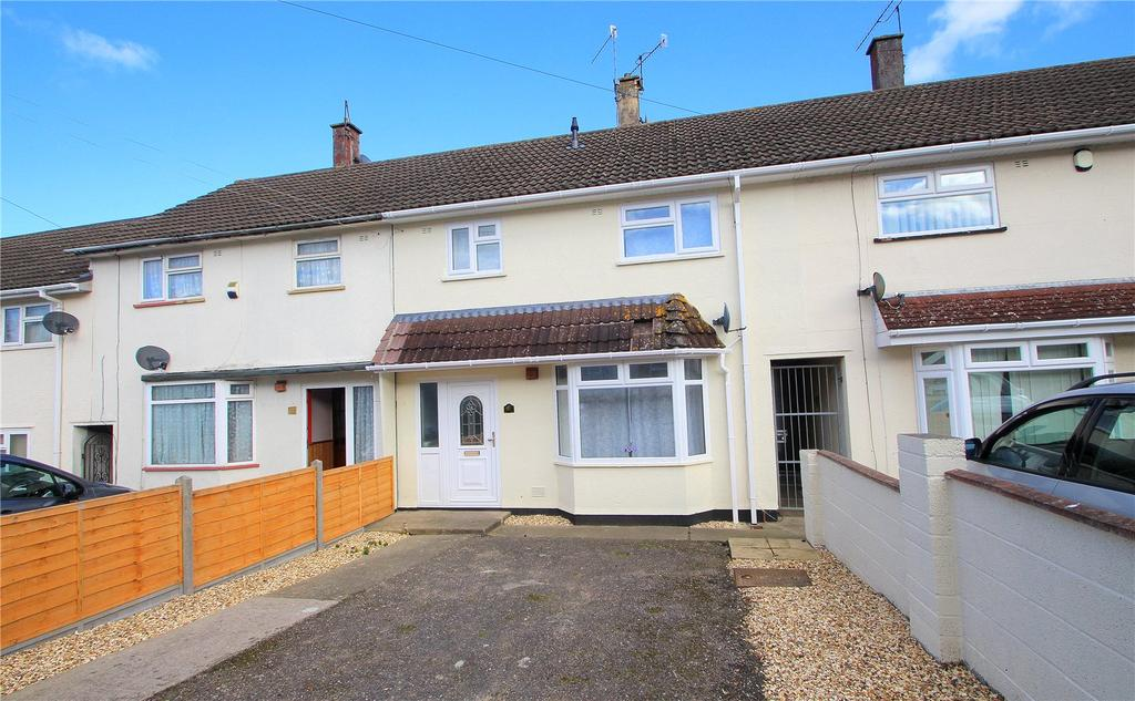 3 Bedrooms Terraced House for sale in Gay Elms Road, Withywood, BRISTOL, BS13