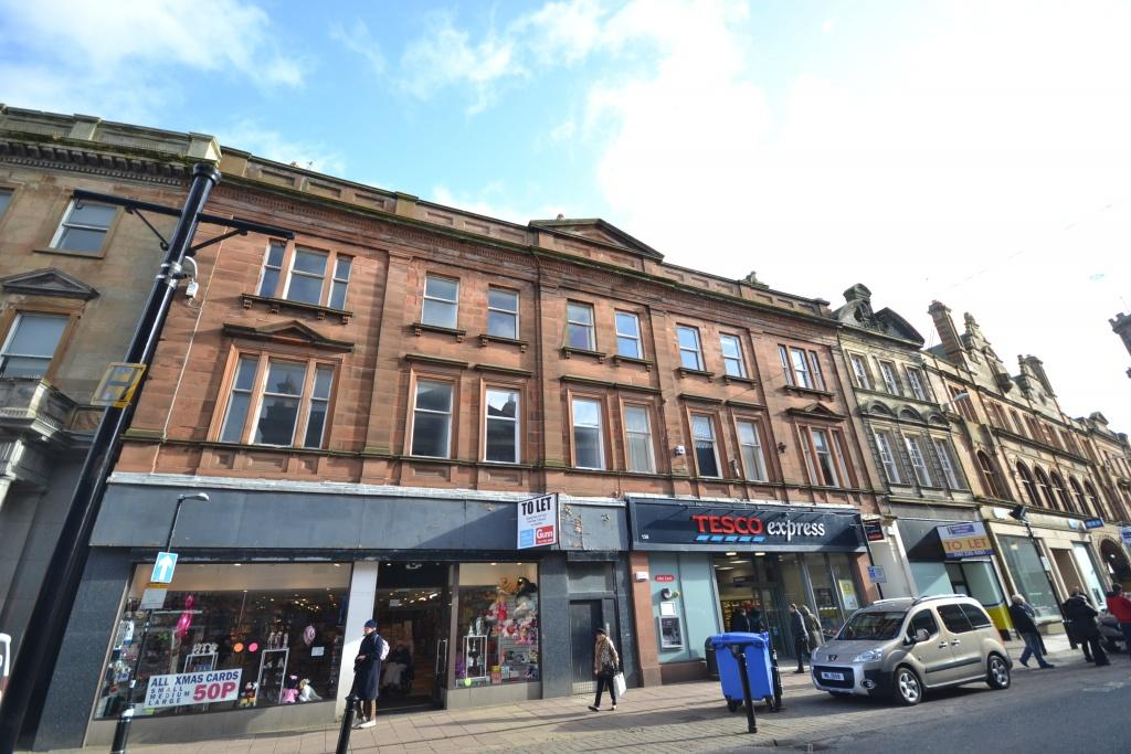 3 Bedrooms Apartment Flat for sale in 138B High Street, Ayr, KA7 1PR