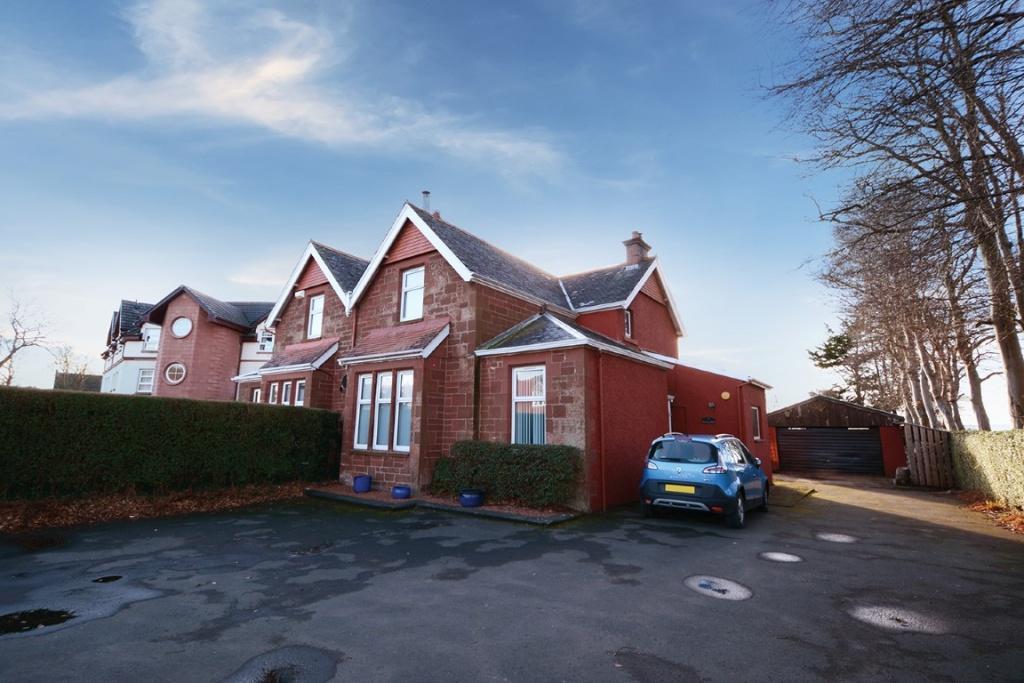 4 Bedrooms Semi-detached Villa House for sale in 17 Greenock Road, Largs, KA30 8PH
