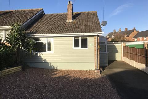 2 bedroom semi-detached bungalow for sale - Greenway, Watchet, Somerset, TA23