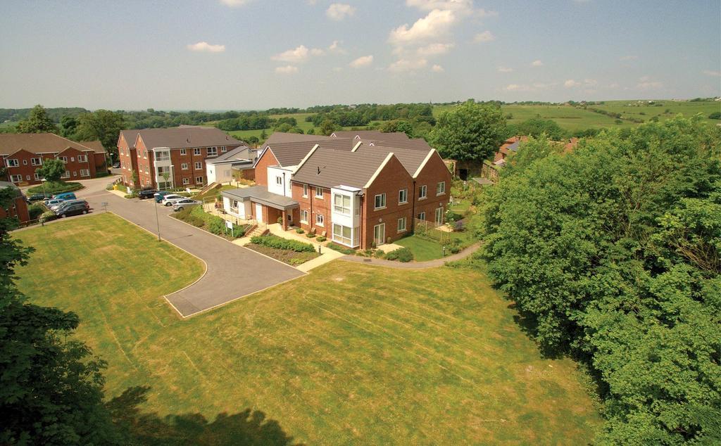 2 Bedrooms Retirement Property for sale in Apt 3 Arrowsmith House, Larmenier Village, Blackburn, Lancashire, BB2