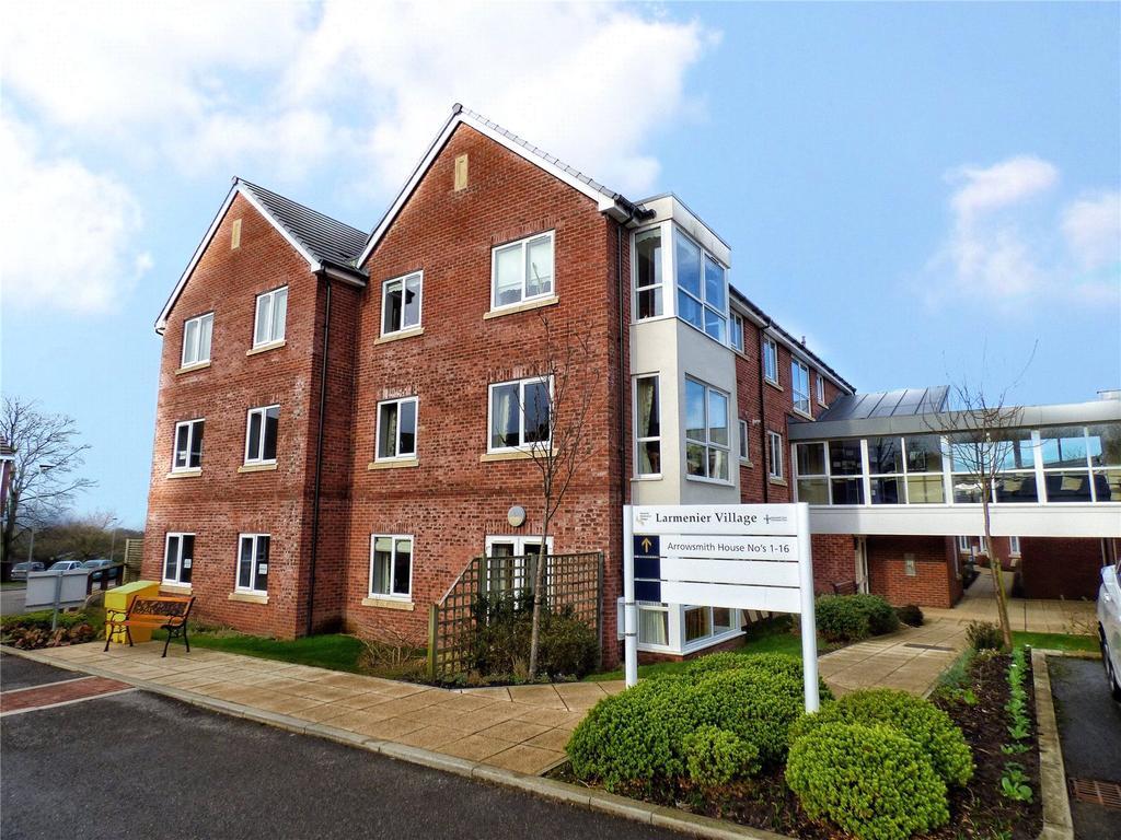 2 Bedrooms Retirement Property for sale in Apt 10 Arrowsmith House, Larmenier Village, Blackburn, Lancashire, BB2